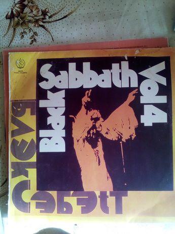 Пластинка/диск/винил  Black Sabbath Vol4