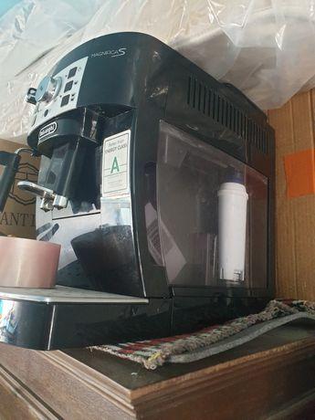 Maquina de cafe de grao