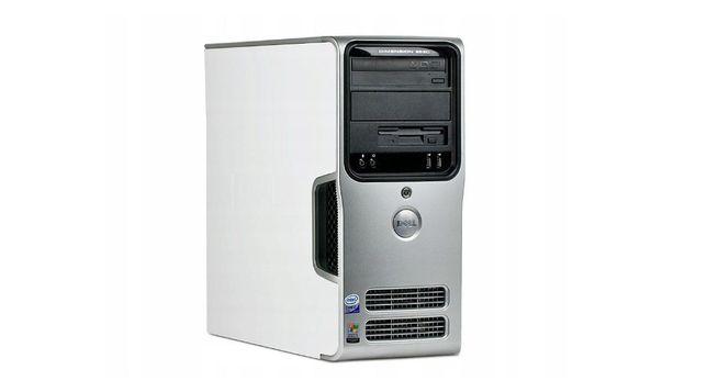 Komputer Dell Dimension E520 Pentium C2D E5300/4GB/160GB