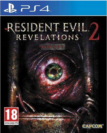 Resident EvilL REVELATIONS 2 (Gra PS4)
