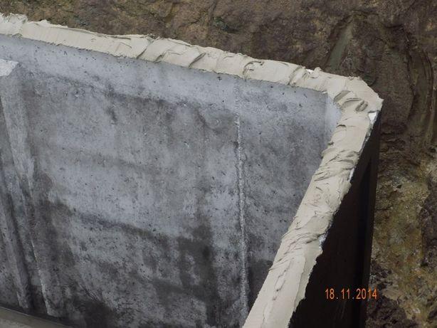 Zbiornik betonowy na gnojówkę i gnojowicę a także szambo szamba 10m3