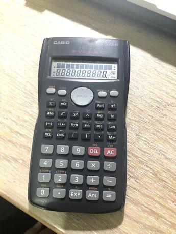 Calculadora Cientifica Casio Fx-82MS como NOVA