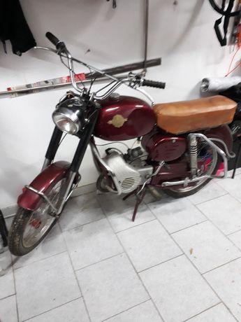 Casal 50cc modelo Troia colecção