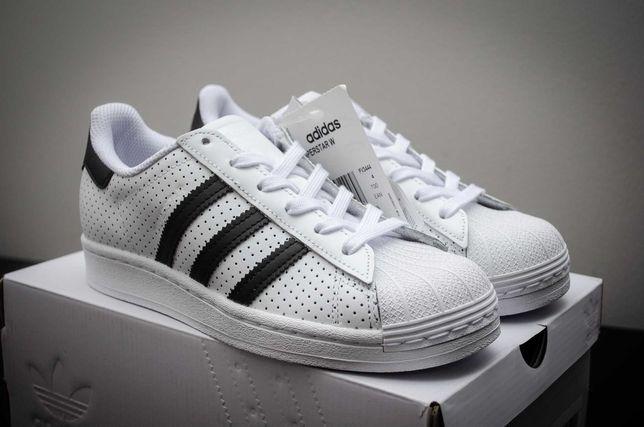 Sapatilhas Adidas Superstar - 36 2/3 - Novos - Originais