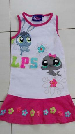 Littlest Pet Shop - sukienka.