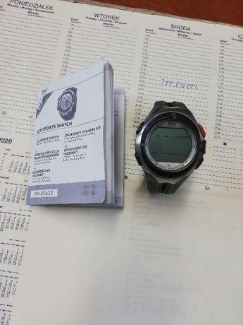 zegarek sportowy LCD