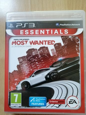 Gra na ps3 Need For Speed Most Wandet.