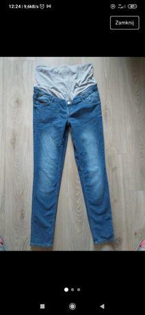 Spodnie ciążowe esmara 42