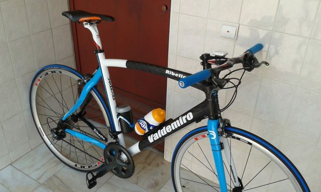 Bicicleta Ribelle SL6 Carbono - Tamanho 54