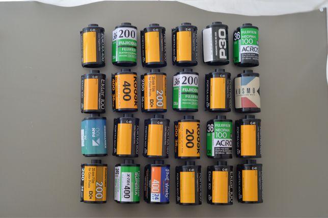 Kodak (portra, Ektar) fujifilm (c200, acros) фотопленка магнит