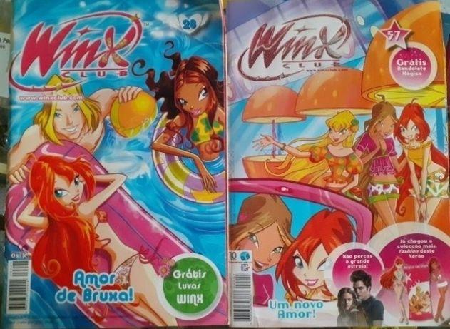 Coleção * Revistas Winx