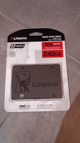 Dysk HDD 240 GB Kingston A400