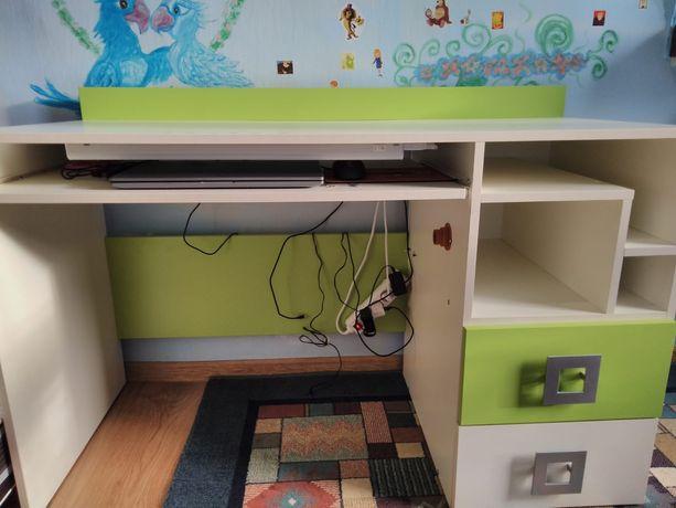 Biurko młodzieżowe dla dziecka