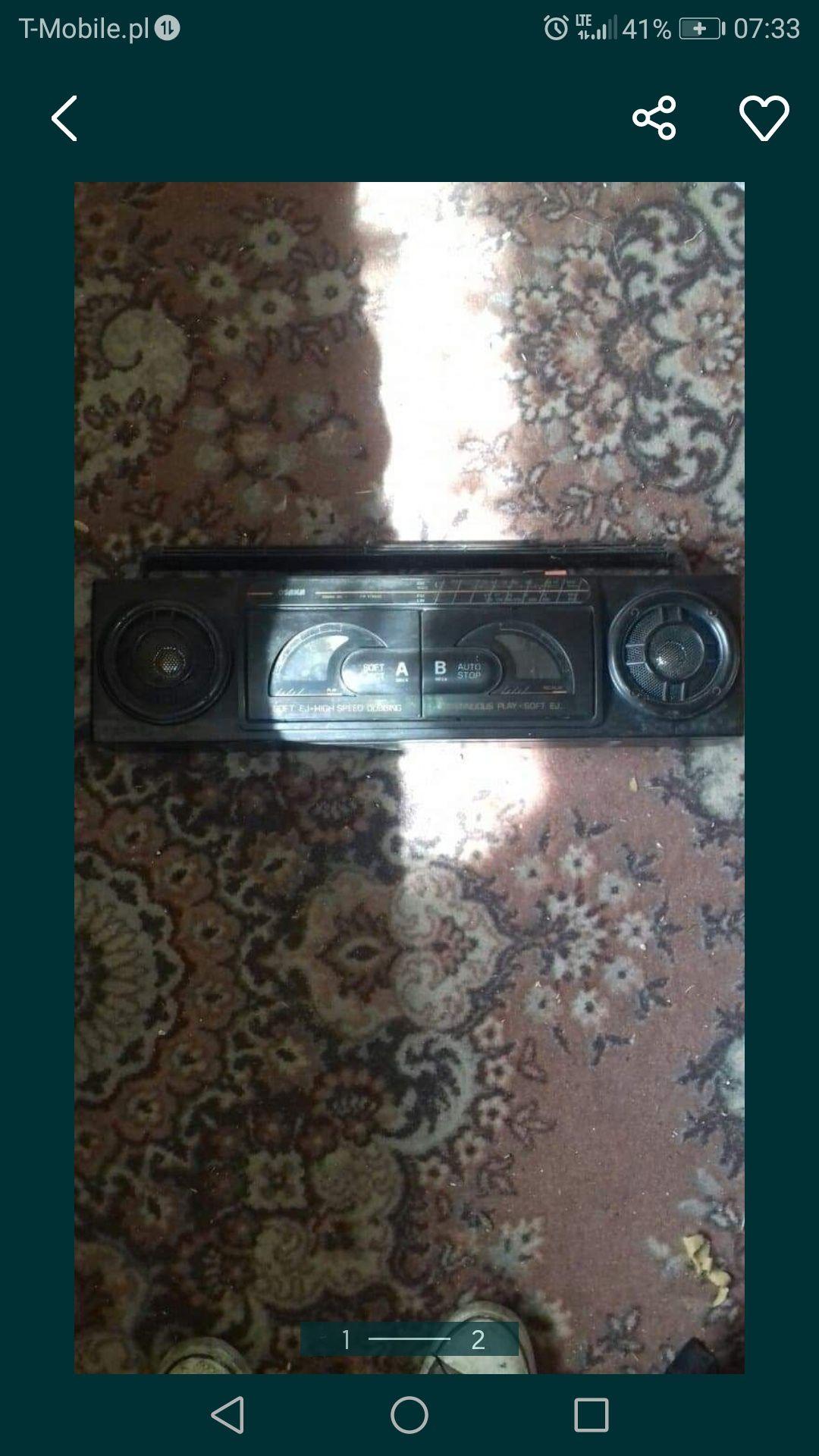 Radia na kasety wysyłam