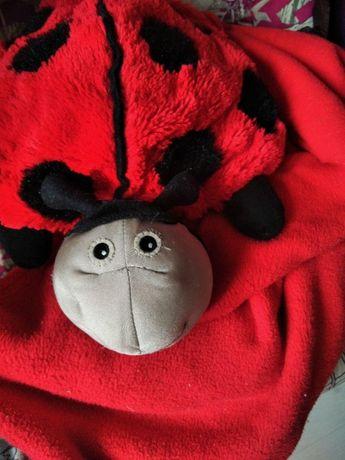 Игрушка плед подушка Zoobies