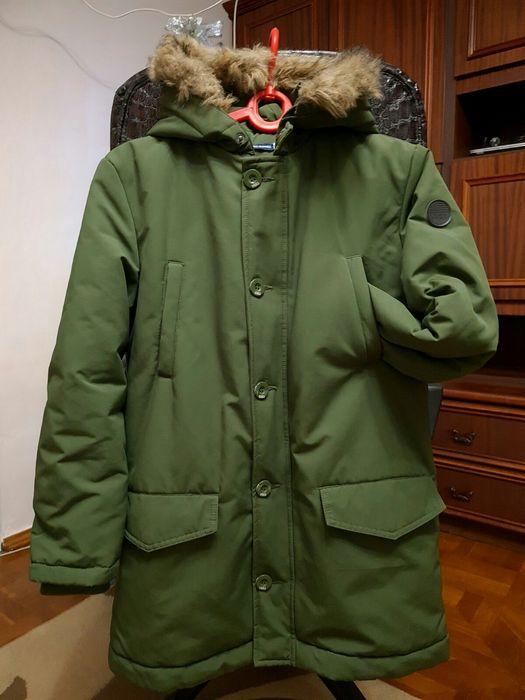 Куртка зимняя парка MARINES original 11-14 лет Винница - изображение 1