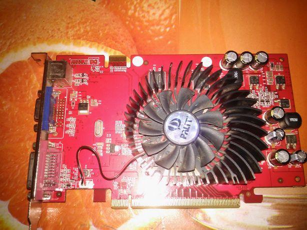 Продам видео карту Palit GeForce® 7600 GT 256 Мб GDDR3