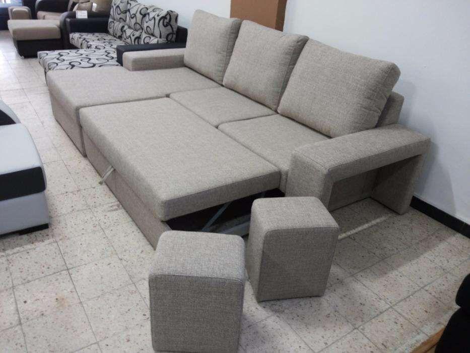 Sofá cama Carmen com 260 cm, novo de fábrica Malveira E São Miguel De Alcainça - imagem 1