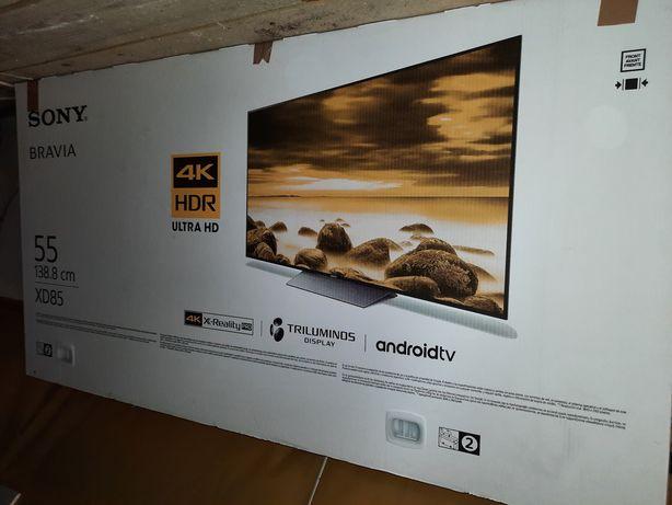 Tv Sony Bravia  KD 55XD8599