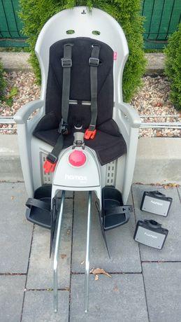 Sprzedam fotelik na rower Hamax Siesta, dla dziecka, dwa mocowania