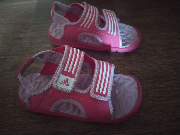 Сандали для девочки босоножки 26 размер adidas