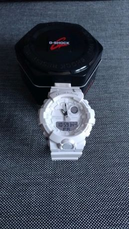 Oryginalny zegarek Casio g shock biały