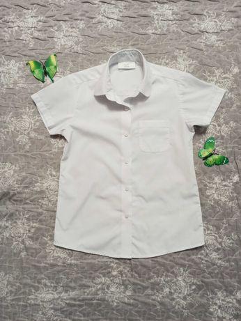 Детская рубашка 8 лет р. 128 см для мальчика