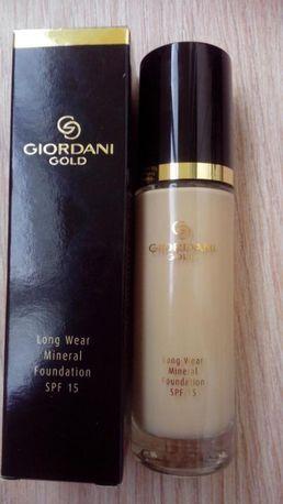 Тональная основа минеральная Джордани голд Giordani Gold Орифлейм
