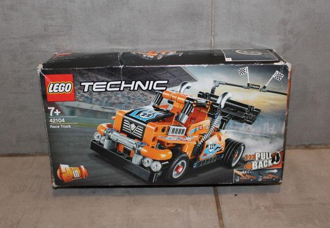 LEGO TECHNIC - zestaw 42104 wyścigówka 2w1