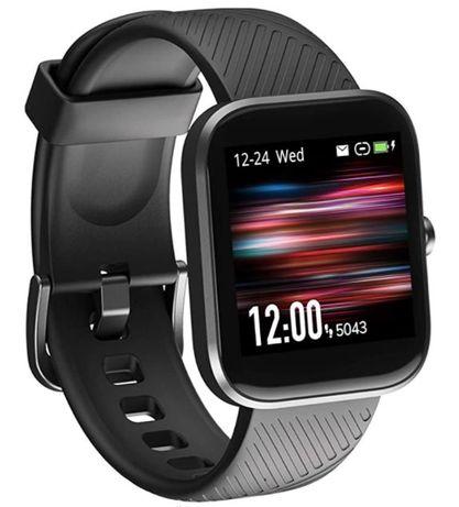 Смарт годинник smart watch фітнес трекер VT3 умные часы IPhone Android