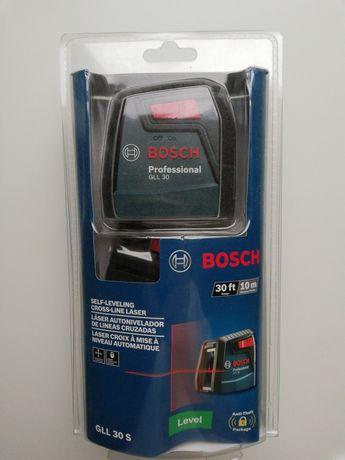 Samopoziomujący laser Bosch GLL 30S nowy z USA