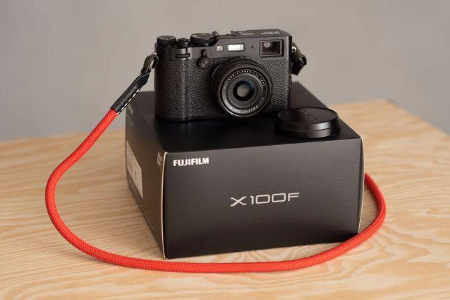 Fujifilm X100F com 5 Baterias - Como nova