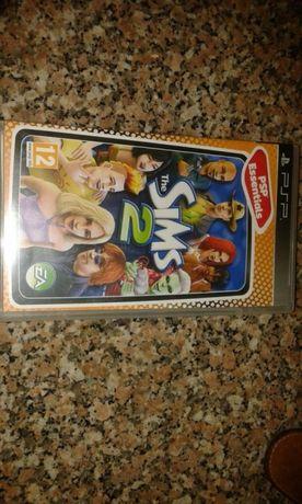 Jogo Sims 2 para psp