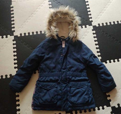 Cool Club kurtka parka jesień/zima 116cm 6l+ j.nowa modna
