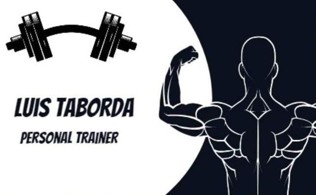 Personal trainer - Luis