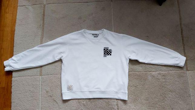 bluza PULL&BEAR, rozm M (164-170), bluzeczka, bluzka dresowa
