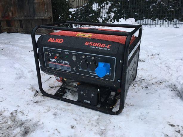 Agregat prądotwórczy AL-KO 6500-C  5kW