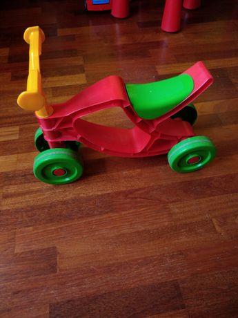 Rowerek Big dla rocznego dziecka