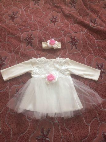 Продам детское платьице в отличном состоянии