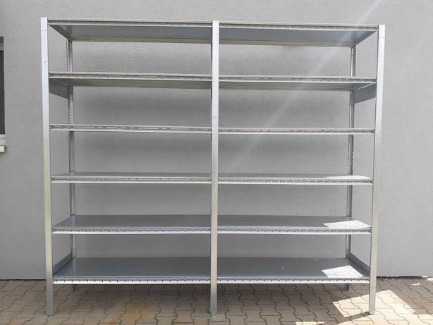 Regał półkowy magazynowy sklepowy DEXION wys.250cm