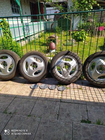 Продам колеса r14 165 65 4*100