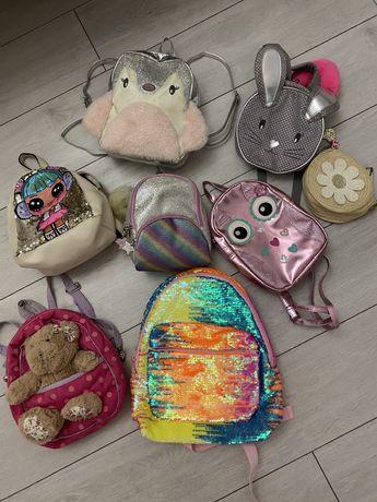 Рюкзак, сумка,портфель. Для девочки