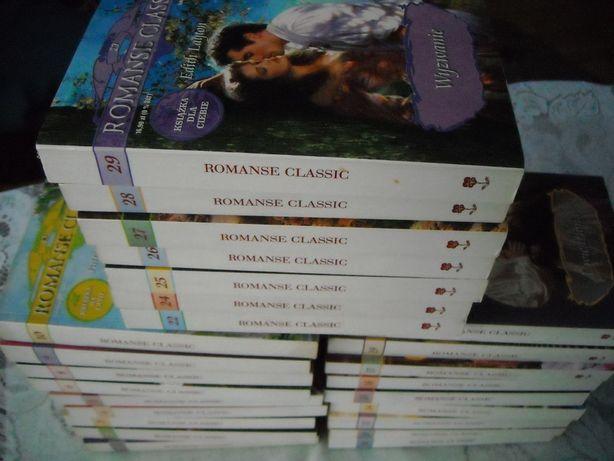 Romanse Classic -różni autorzy