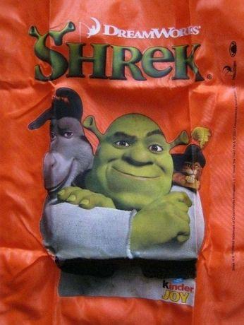 """Детский рюкзак для спортивной одежды с логотипом мультфильма """"Шрек"""""""