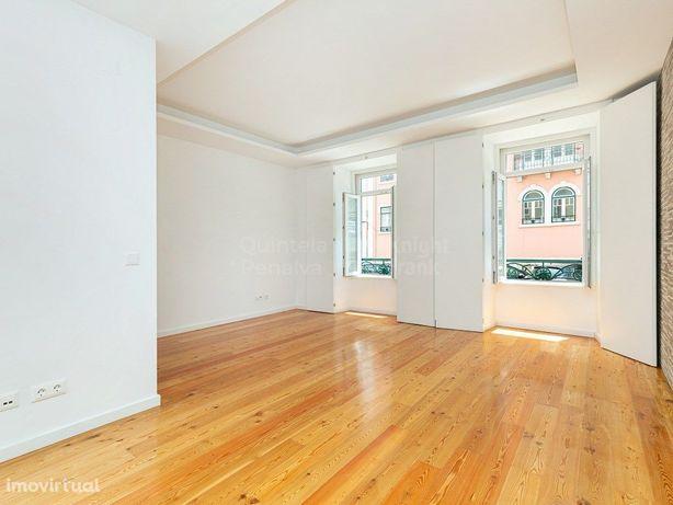 Apartamento T1 para arrendamento com terraço em Campo de ...
