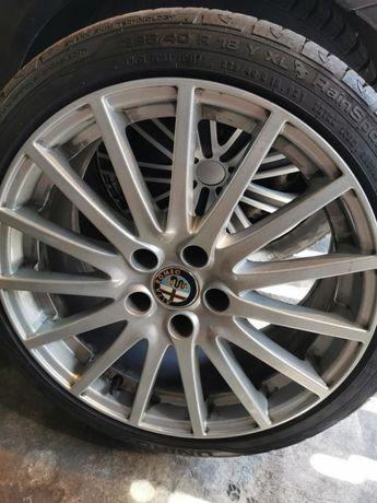 Koła felgi aluminiowe Alfa Romeo 159/BRERA 18''