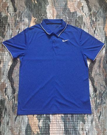 Продам спортивную поло футболку Nike Dri-Fit Standart Fit оригинал