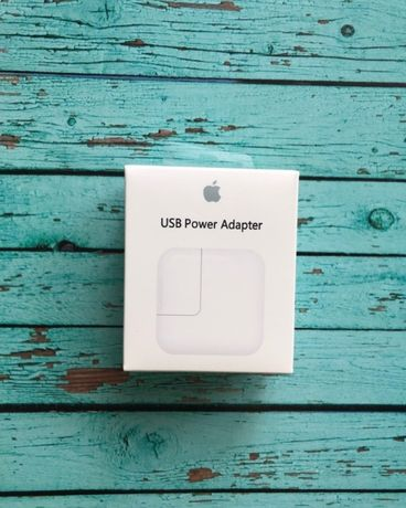 Зарядка для iPad Apple12W USB Power Adapter А1401(MD836)Сетевое зарядн