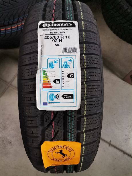 205/60R16 92H Continental ContiWinterContact TS 810 MO Nowe 19rok