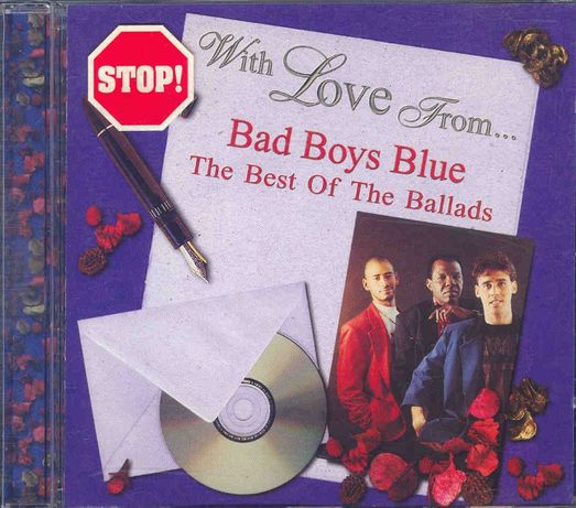 CD Bad Boys Blue - With Love From... The Best Of The Ballads (1998)